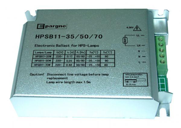 高压钠灯电子镇流器
