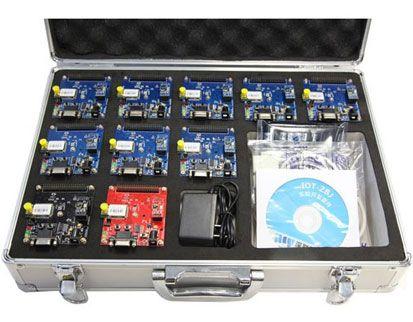 wsn物联网zigbee教学实验箱开发套件平台无线传感器网络 深联